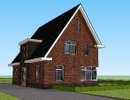 Woonhuis a.d. Brugstraat (Planeet) in ontwikkeling