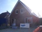 Nieuwbouw woning in aanbouw (1)